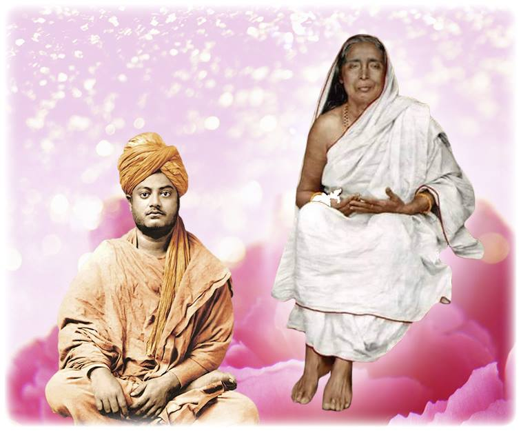 Swami Vivekananda - Maa Sarada Devi