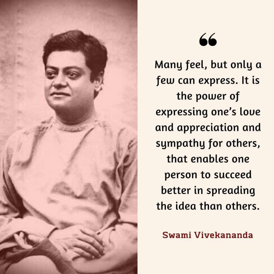 Swami Vivekananda's Quotes On Love