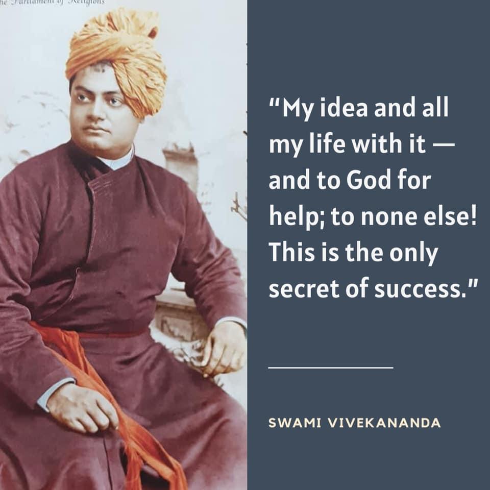 Swami Vivekananda's Quotes On Help