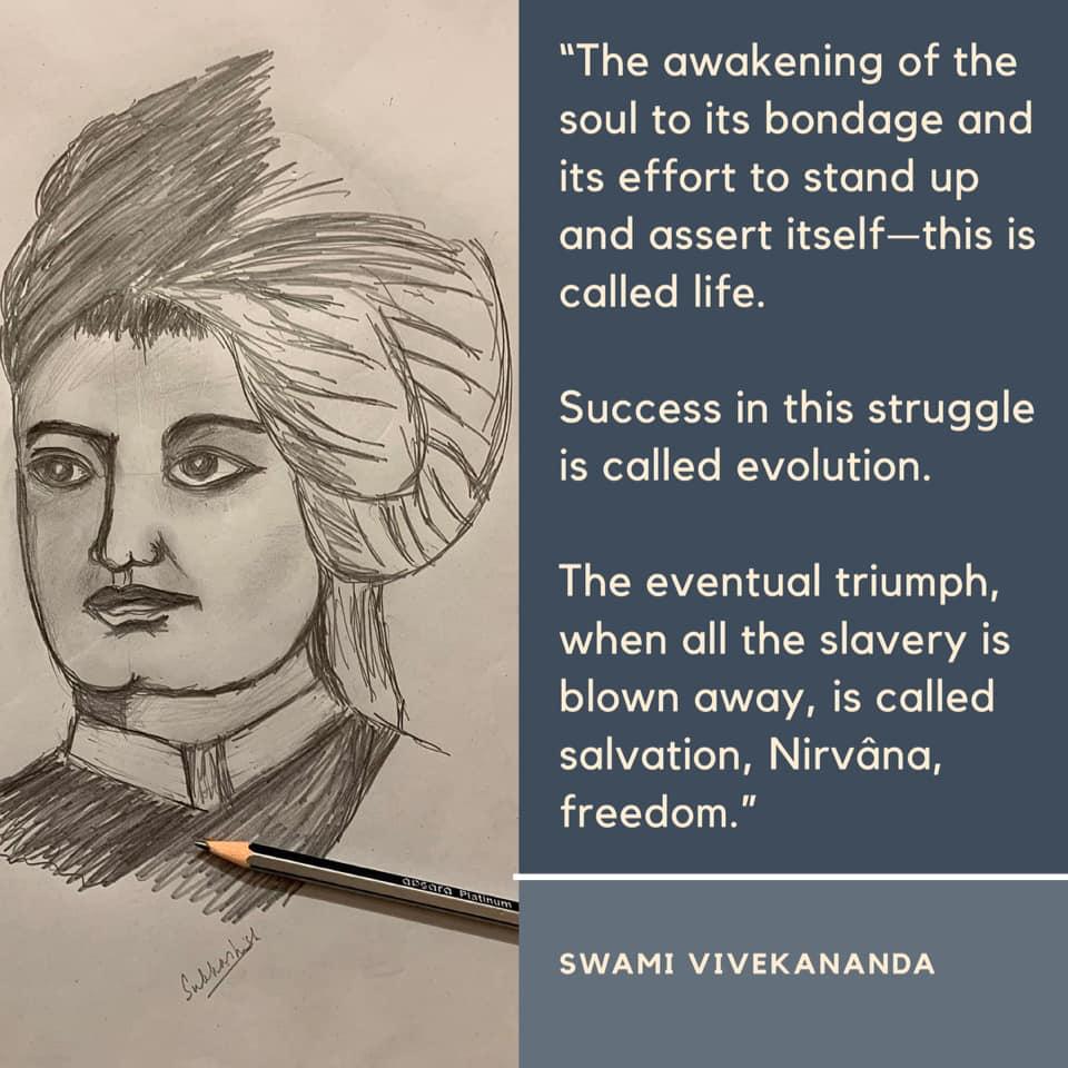 Swami Vivekananda's Quotes On Nirvana