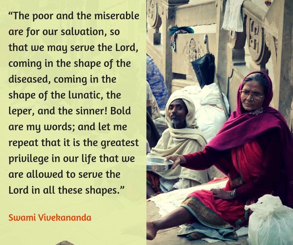 Swami Vivekananda Quotes on Service