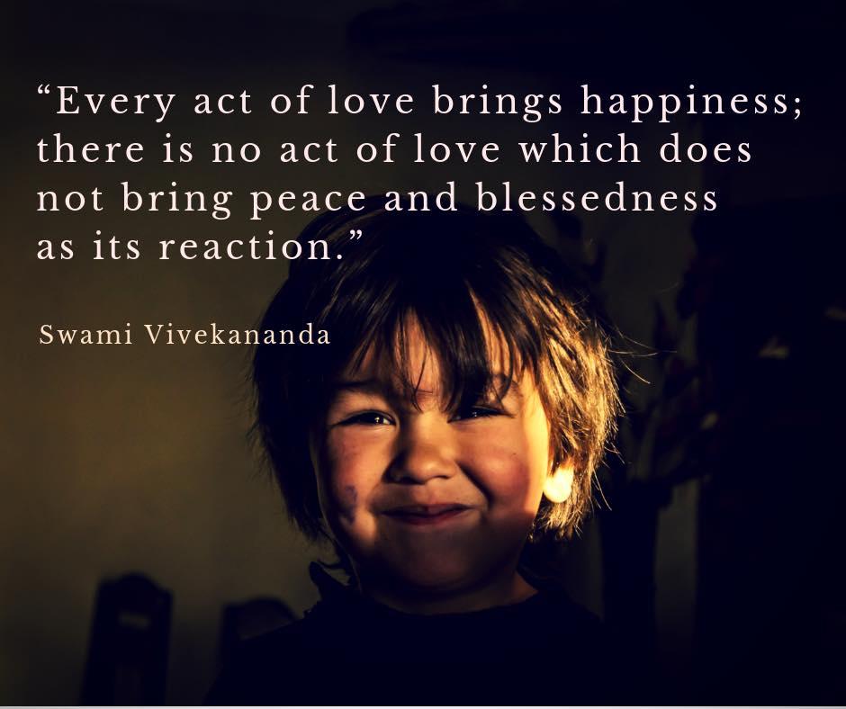 Swami Vivekananda on Love