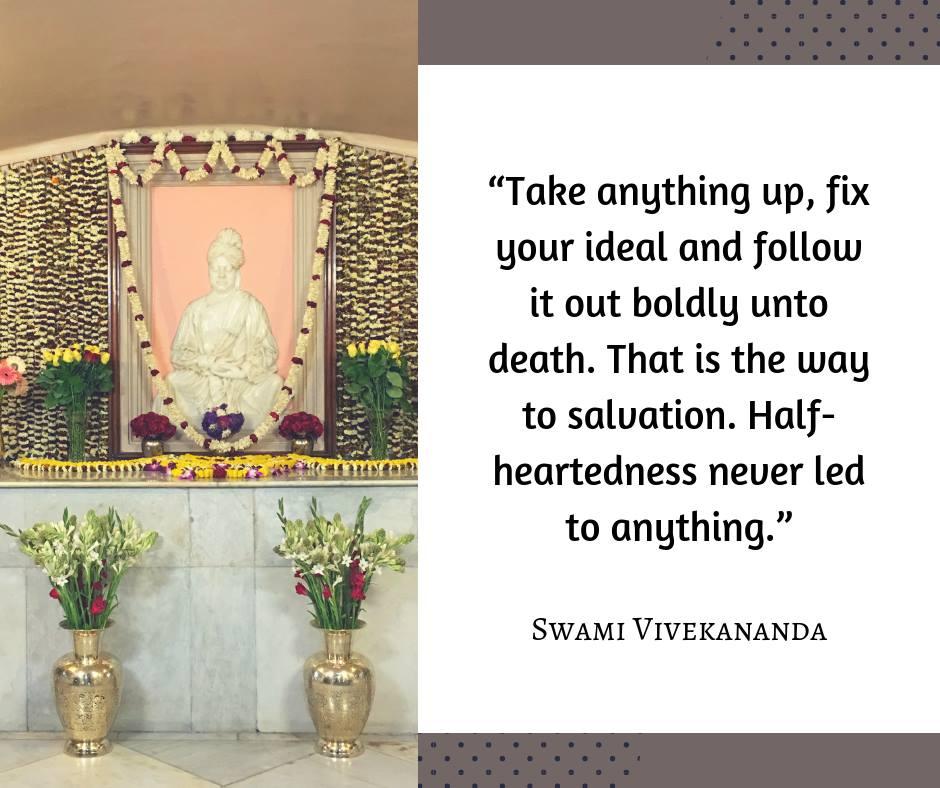 Swami Vivekananda on Salvation
