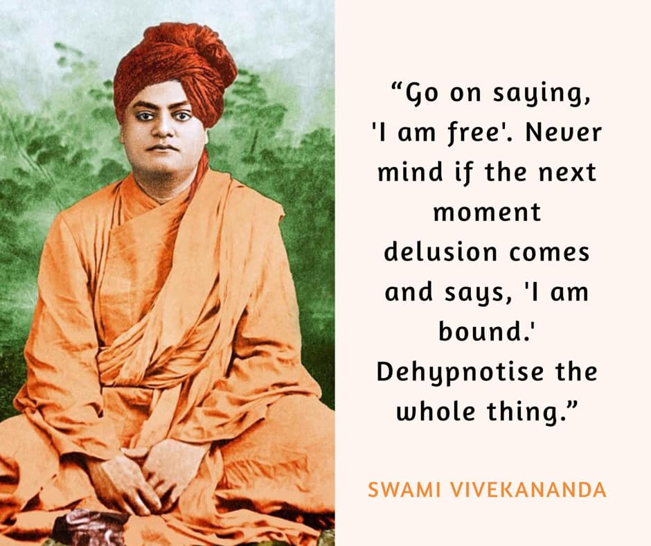 Swami Vivekananda's Quotes On Delusion