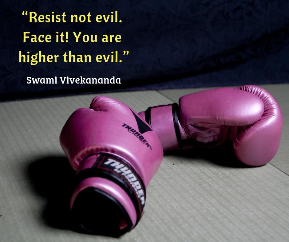 Swami Vivekananda on Evil