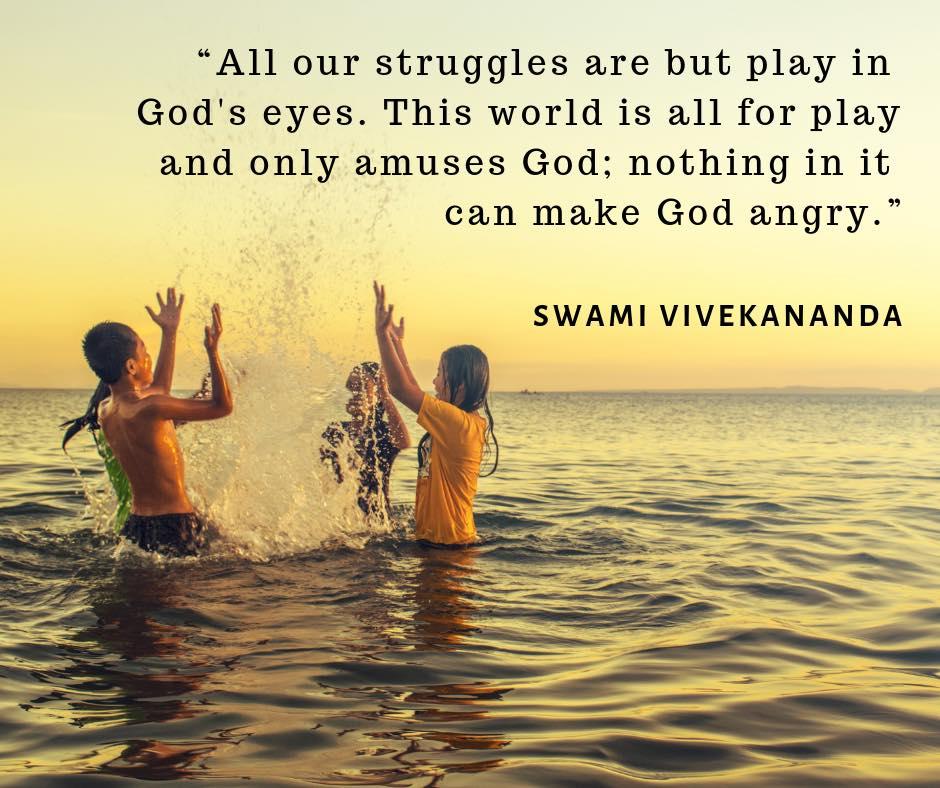 Swami Vivekananda's Quotes On Struggle