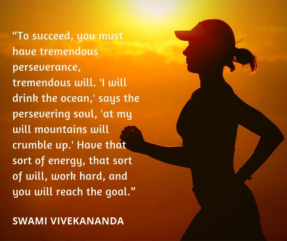 Swami Vivekananda on Success
