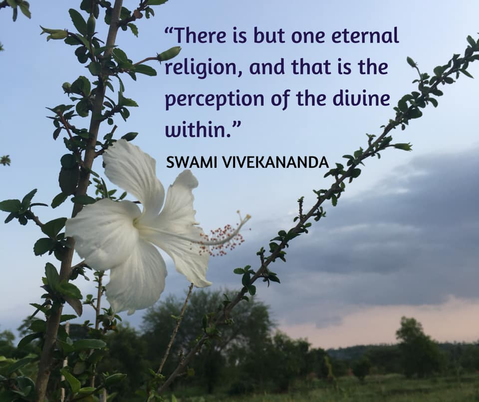 Swami Vivekananda on Religion