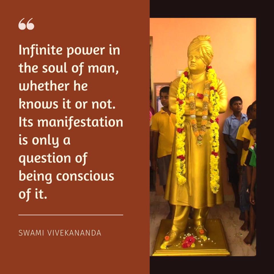 Swami Vivekananda's Quotes On Power