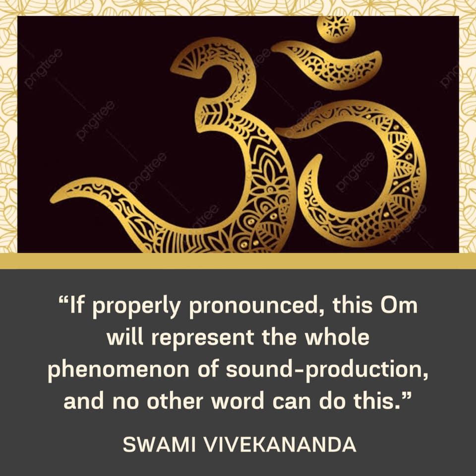 Swami Vivekananda's Quotes On Om