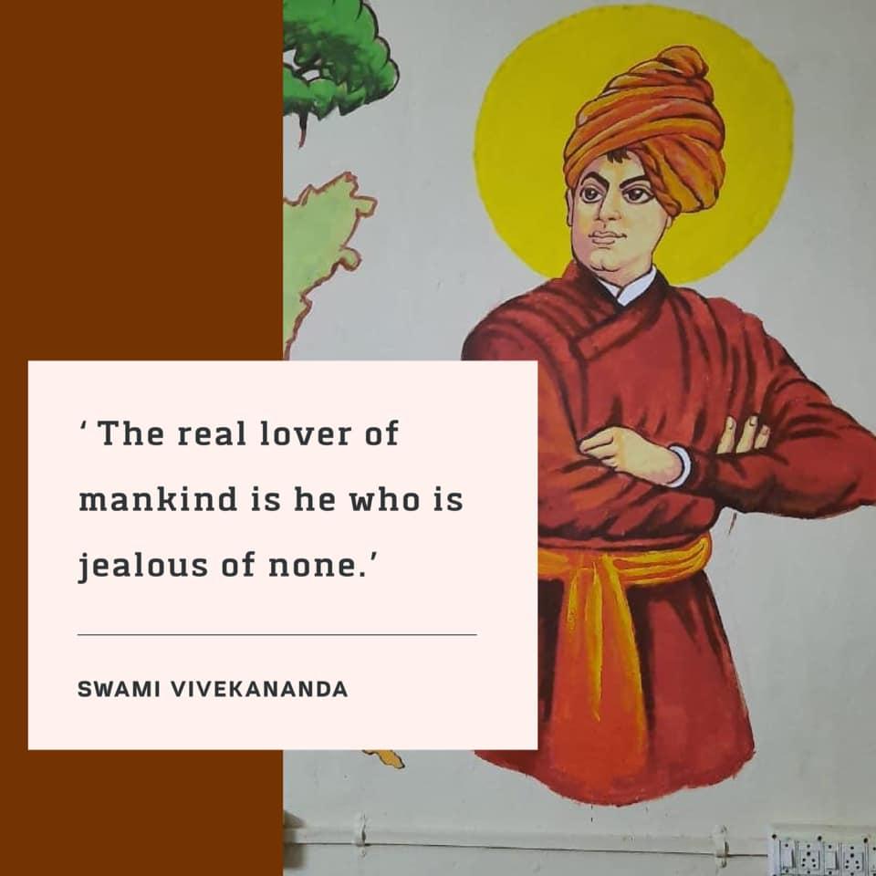 Swami Vivekananda's Quotes On Jealousy