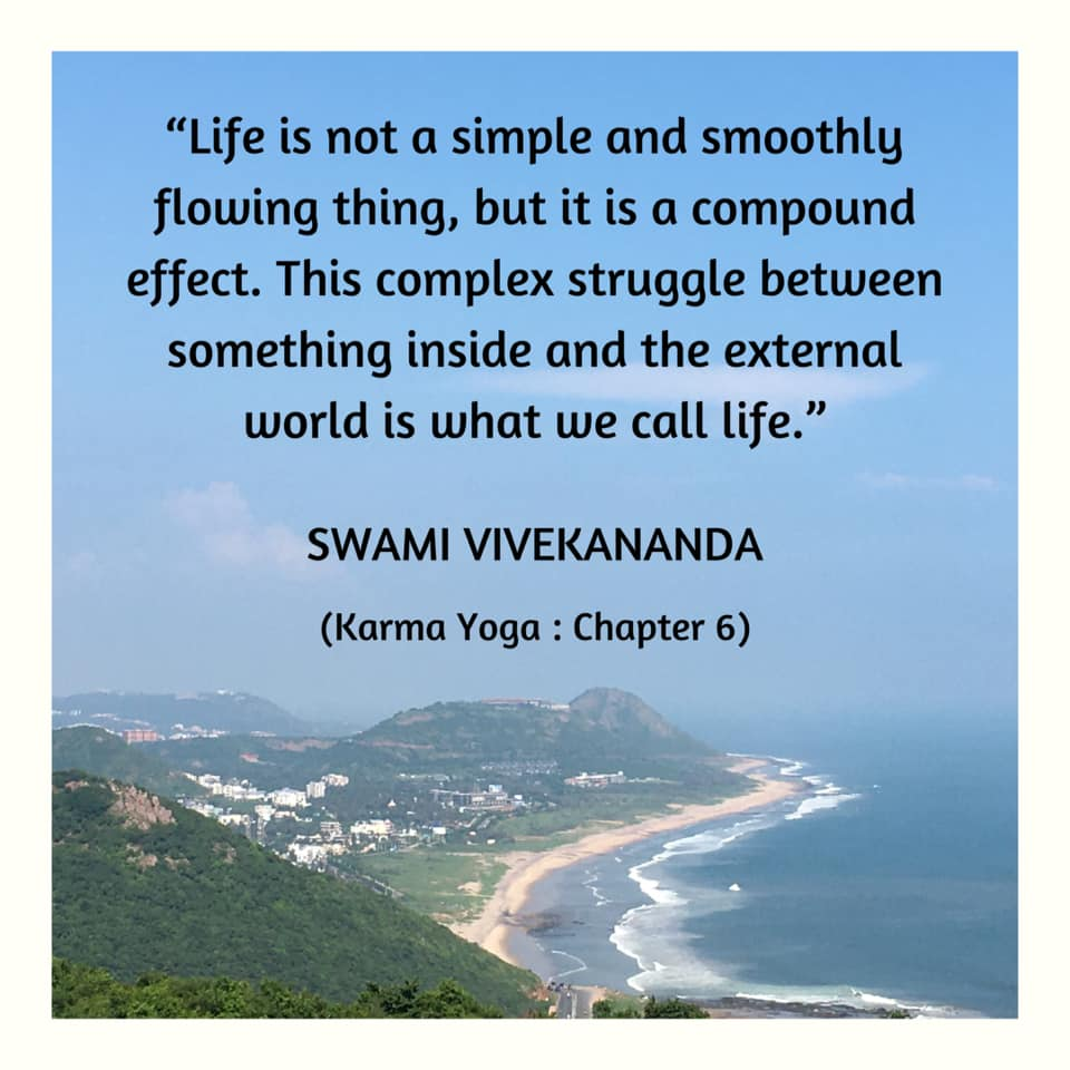 Swami Vivekananda's Quotes on Life