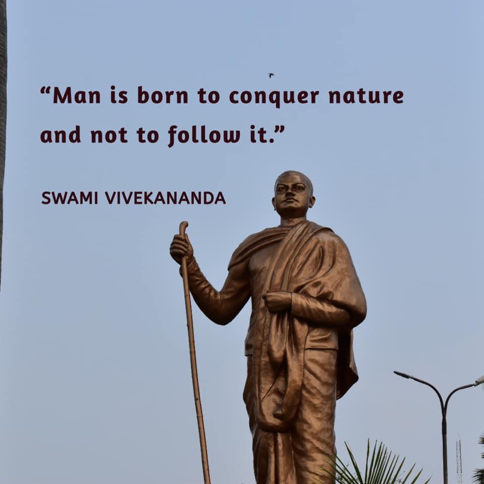 Swami Vivekananda's Quotes On Nature