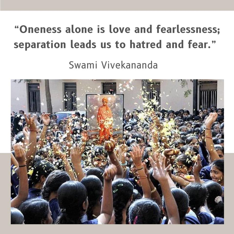 Swami Vivekananda's Quotes On Oneness