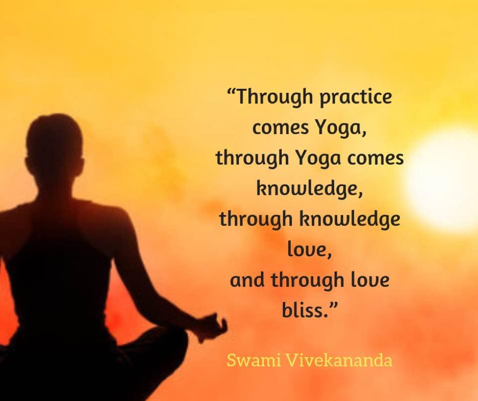 Swami Vivekananda's Quotes On Yoga