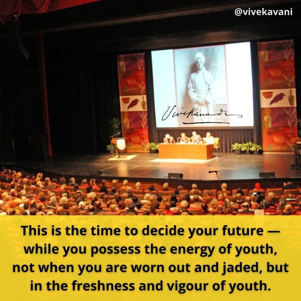 Swami Vivekananda's Quotes On Youth